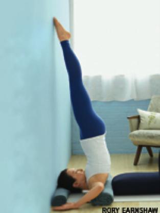 anxiety relief through yoga  marla apt
