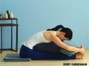 anxiety relief through yoga  marla apt