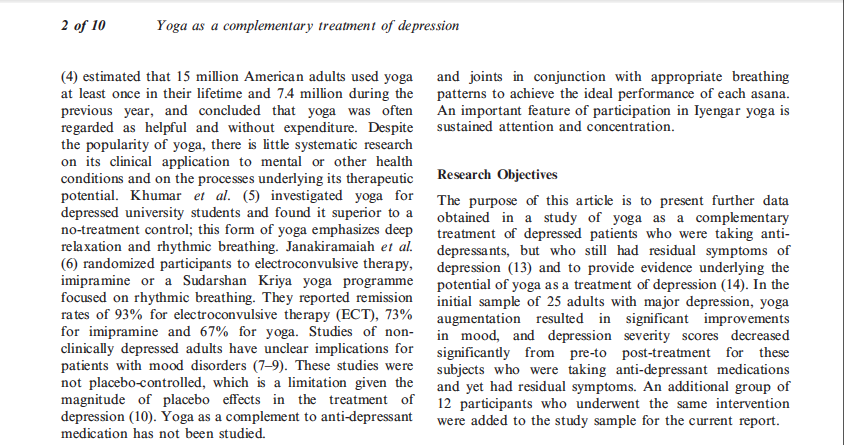 the clinical description of depression and its effects Music therapy may offer hope for people with depression date cause-and-effect relationship between music therapy and clinical improvement in depression.
